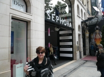 .. and a little Sephora shopping