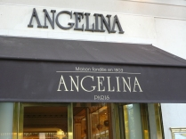 Angelina an amazing chocolatier and pattiserie