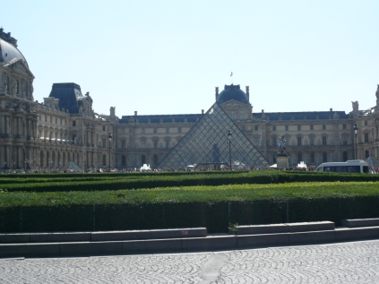 .. and yet more Louvre. It never ends