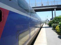 Le train!