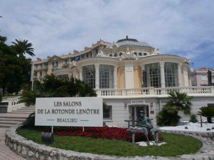 Quite grand convention facilities in Beauliue