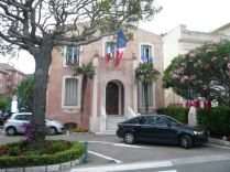 The Town Hall in St Jean Cap Ferrat