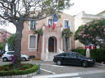 The Town Hall in St Jean Cap Ferrat