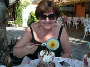 Calorie-free gelato. Mmm.