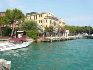 Sirmione's lazy summer days
