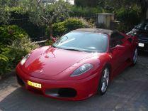 Tony's fantasy with fast cars