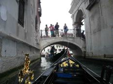 The classic views of Venice