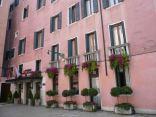 Our hotel, the Westin Europa Regina