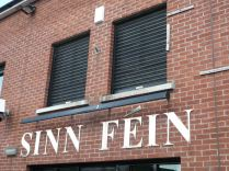 Sinn Fein headquarters
