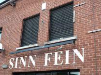 Sinn Fein headquarters