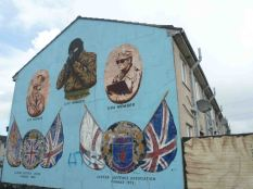Shankill Road murals