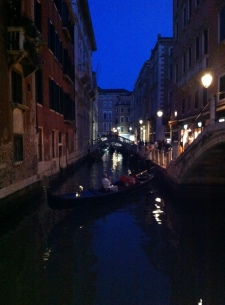 Last night in Venice