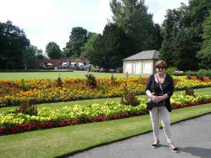 The Ripon Spa Gardens